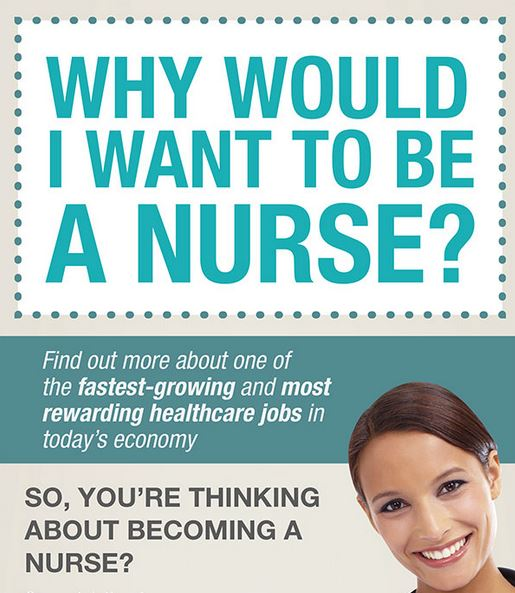 Essay on why i want to be a nurse
